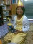 Birthday Aina Umairah 7 tahun 2008