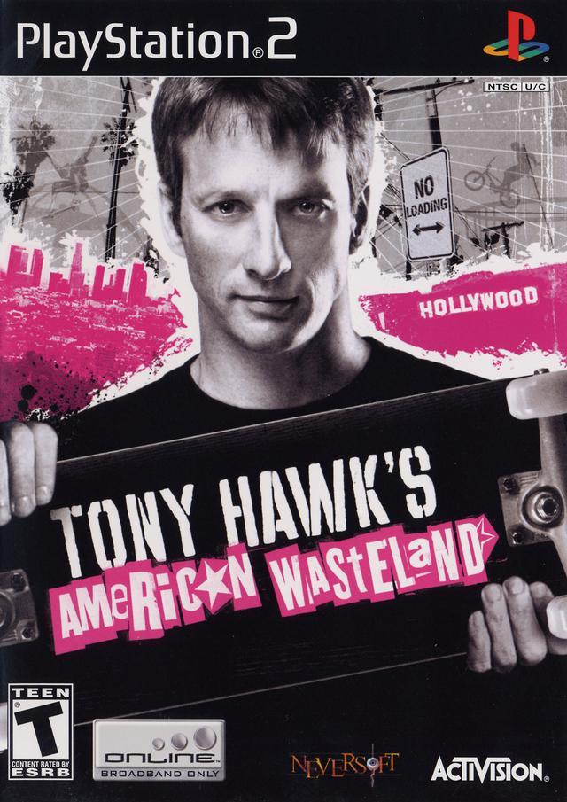 Tony Hawk American Wasteland