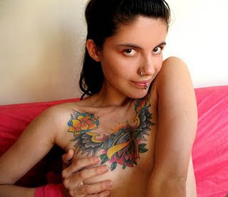 bad tattoos for girl