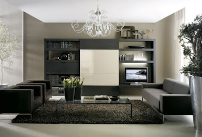 Modern Furniture Modern Living Room Layouts from Tumidei