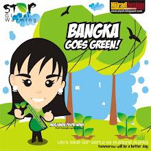 Putri Bangka Goes Green