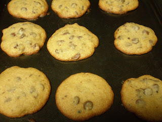 ... Thymes and Good Food: The Pioneer Woman's Go To Chocolate Chip Cookie