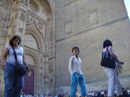 Viaje presentación Salamanca