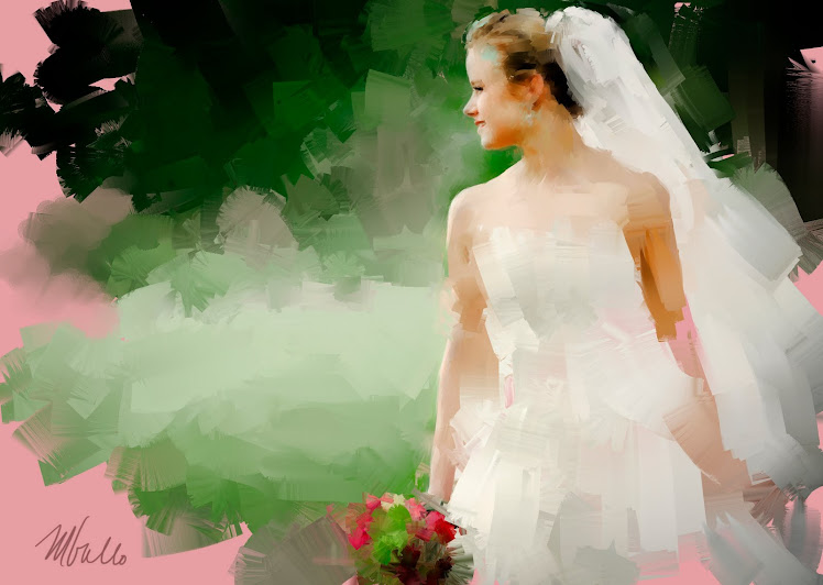 Bride in Spring