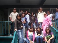 Alumnos del Taller de Diseño de Presentaciones