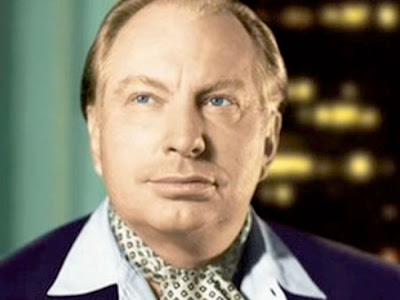 The History Of Xenu, as Explained By L Ron Hubbard