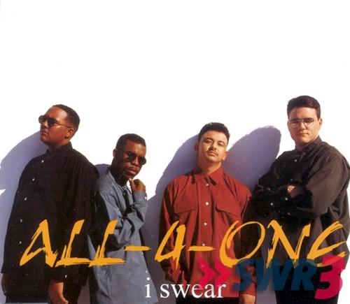 النغمة الرائعة |  I swear -All 4 one | حصريا | كن مميزا