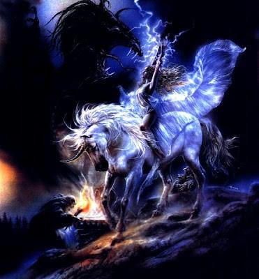 El Canto De Los Lobos La Leyenda Del Unicornio