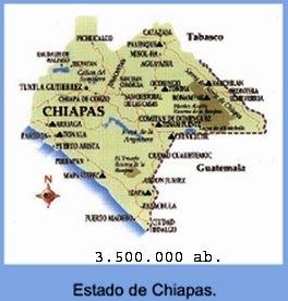 Lo Stato del Chiapas