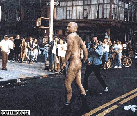 Piss on you gg allin