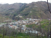 A view of village Martoong Shangla