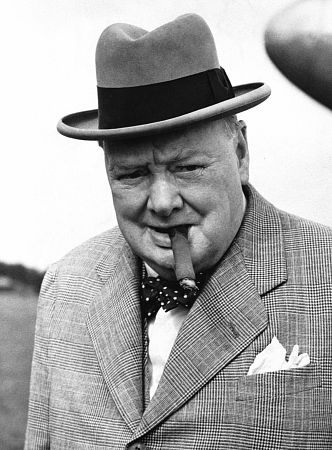 winston churchill quotes funny. hands firmly on the waist,