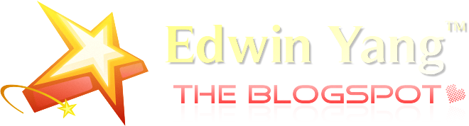 Edwin Yang™: The Blog
