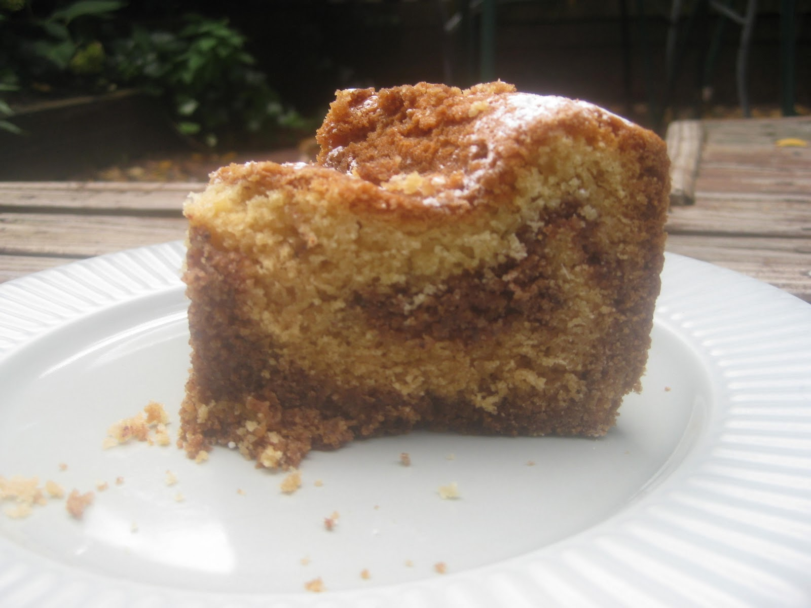 Old fashioned coffee cake 62