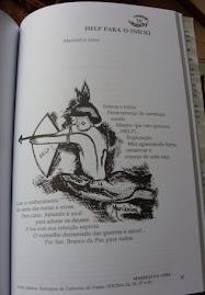 Dezenho e Poesia em livro