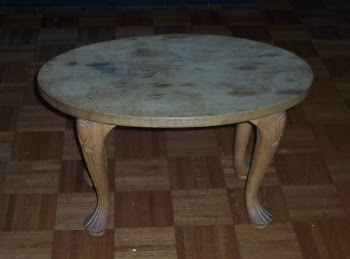 Country French Table