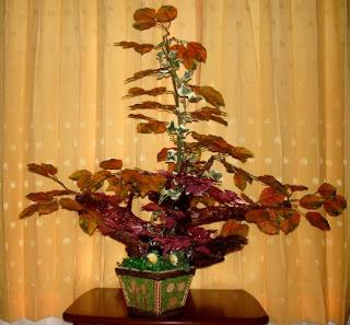 Kreasi Bunga Hias