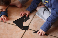 TANGRAM il quadrato della saggezza