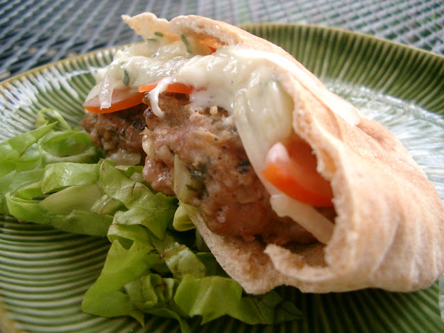 Dinners for a Year and Beyond: Mini Greek Burgers with My ...