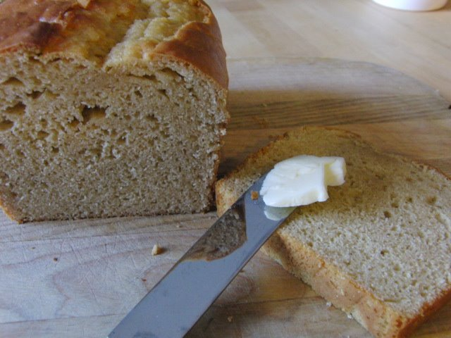 Dinners for a Year and Beyond: Peanut Butter Bread
