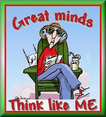 Думай как я!