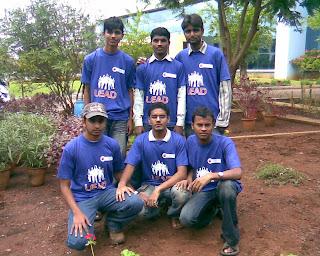 Shailabh Rauniyar, Jeevamrita project team