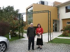 Pai e Filha em Passeio