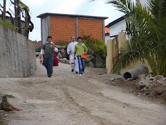 Visita Pastoral - Páscoa 2009