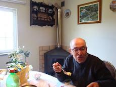 O Senhor de Caldeira e a Páscoa 2009