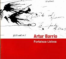 ARTUR BARRIO FORTALEZA-LISBOA