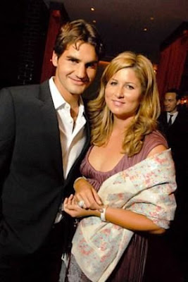roger federer girlfriend mirka