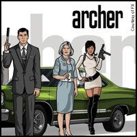 Archer IMDB cartoon TV show stream
