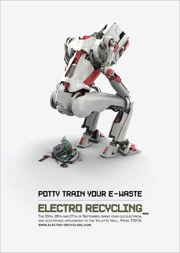 Electro-Recycling-Robot-Funny-ad1