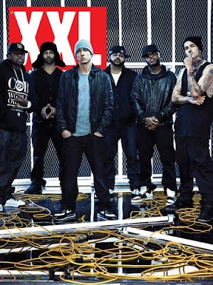 News // Eminem rafle Slaughterhouse et Yelawolf