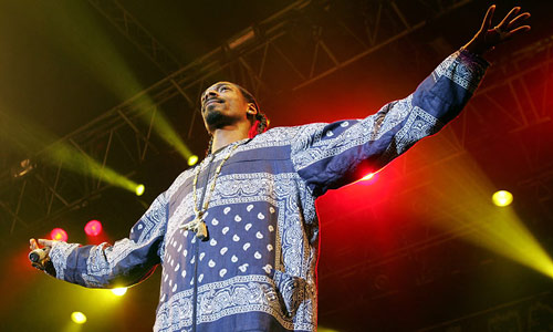 ">News // Snoop Dogg annonce le ""Get Wet"" tour"