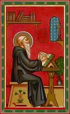 El santo de hoy...Beda el Venerable, Santo SAN-BEDA-EL-VENERABLE