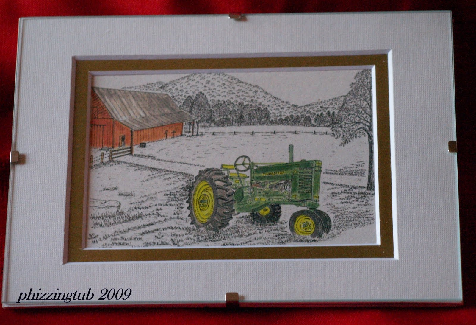 John deere drawings for dad the phizzing tub john deere drawings for dad jeuxipadfo Images