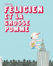 Flicien dans la grosse pomme
