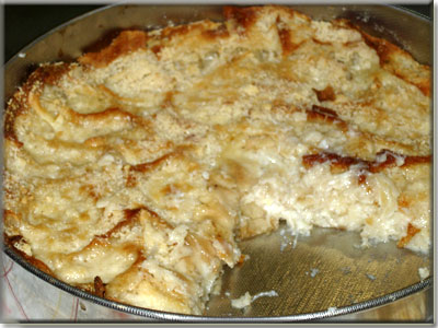 Officina culinaria lasagne con il pane carasau for Officina culinaria