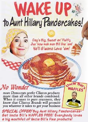 Aunt Hillarys Pandercakes