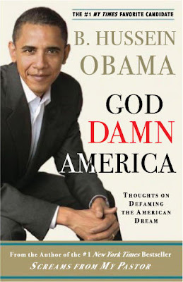 Barack Obama book God Damn America