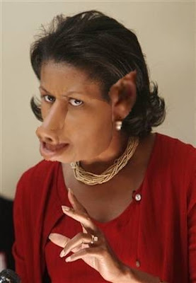 Pig Michelle Obama