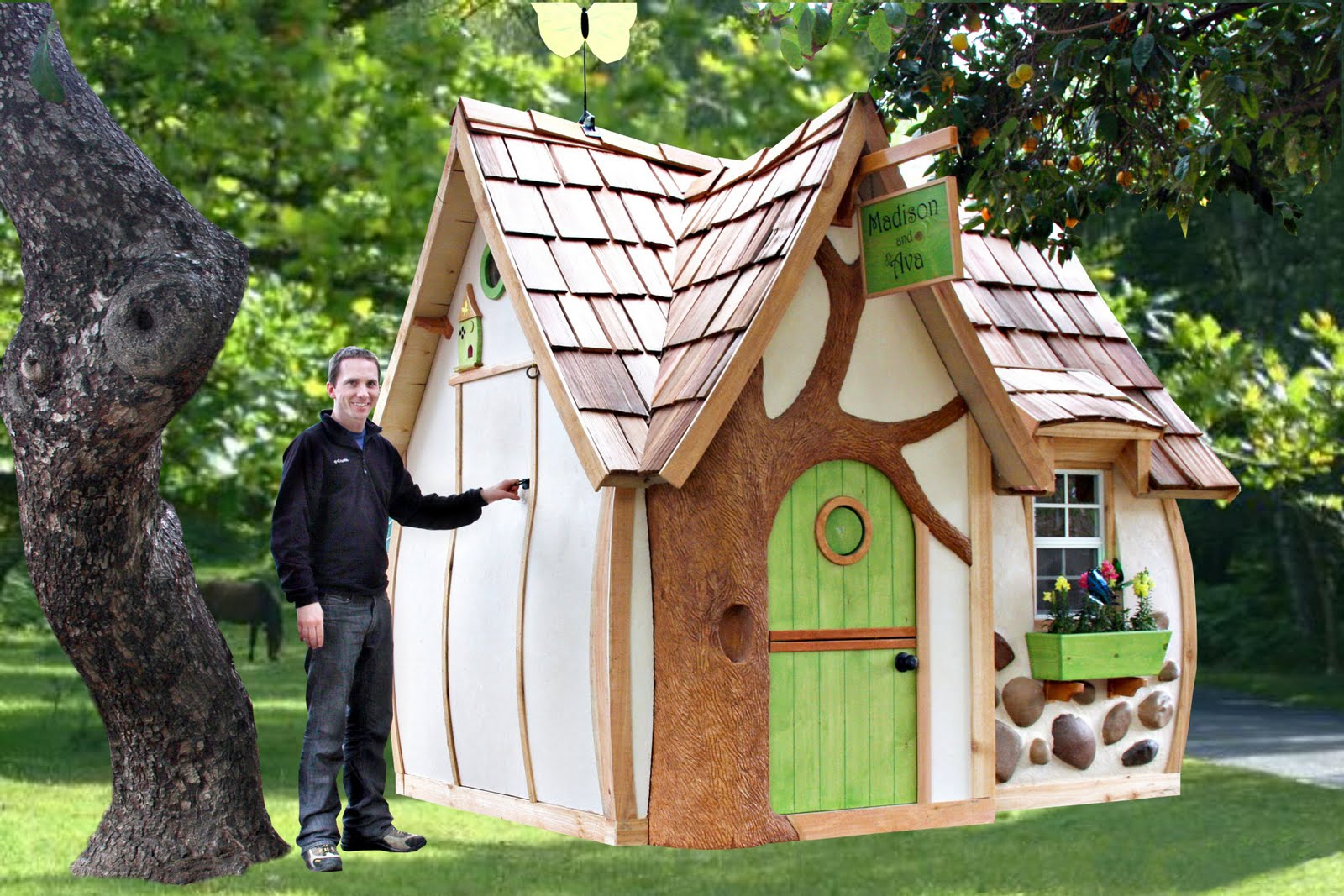 Playhouse Dreams Fairy Cottage