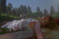 Daphne left dead