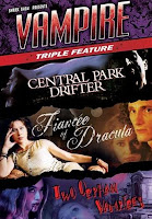 Vampire triple feature DVD set