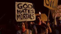 God hates mortals