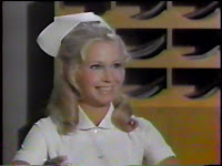 E J Peaker as the nurse