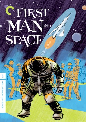Taliesin meets the vampires: First Man into Space – review