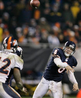 Rex Grossman leads the Bears to a comeback victory