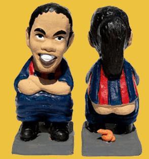 Ronaldinho Poops